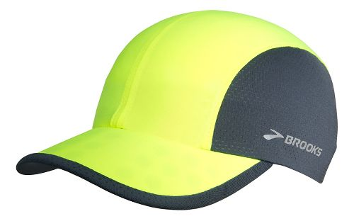Brooks Run-Thru Hat Headwear - Nightlife/Asphalt