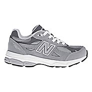 Kids New Balance 990v3 Grade School Running Shoe
