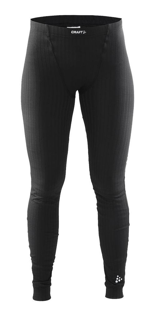 Womens Craft Active Extreme Under Tights & Leggings Pants - Black/Platinum L