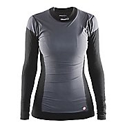 Womens Craft Active Extreme WS Long Sleeve Technical Tops