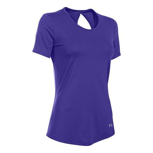 Women's Under Armour�HeatGear Coolswitch Short Sleeve