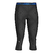 Womens Under Armour HeatGear Coolswitch Capris Pants