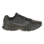 Womens Saucony Momentum Walking Shoe - Black 12