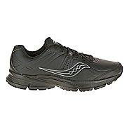 Womens Saucony Momentum Walking Shoe - Black 5.5