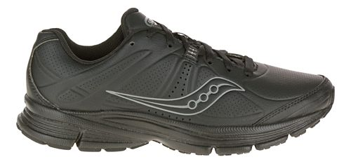 Womens Saucony Momentum Walking Shoe - Black 8.5