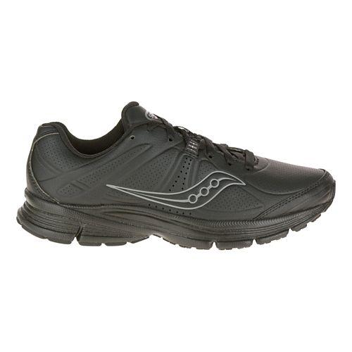 Womens Saucony Momentum Walking Shoe - Black 8.5