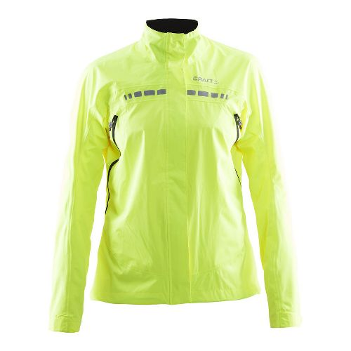 Womens Craft Escape Rain Jackets - Flumino XL
