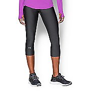 Womens Under Armour HeatGear Capris Pants