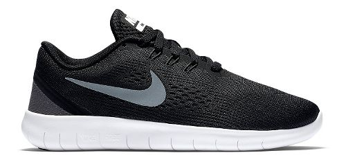 Kids Nike Free RN Running Shoe - Black 7Y