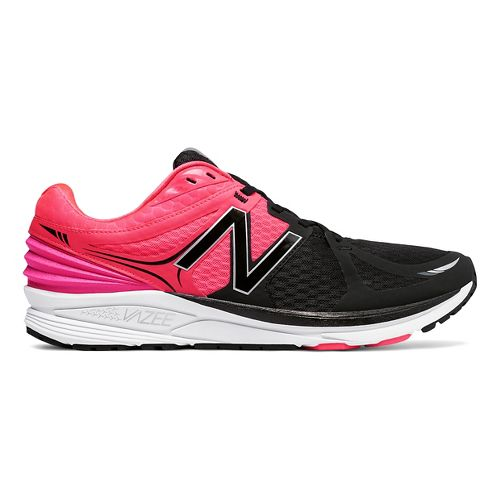 Mens New Balance Vazee Prism Running Shoe - Black/Pink 11.5