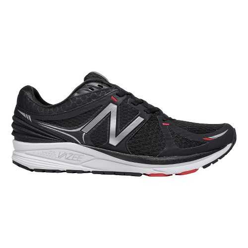 Mens New Balance Vazee Prism Running Shoe - Black/White 10