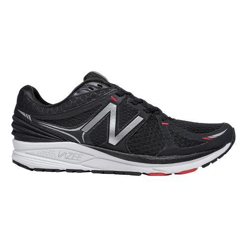 Mens New Balance Vazee Prism Running Shoe - Black/White 13