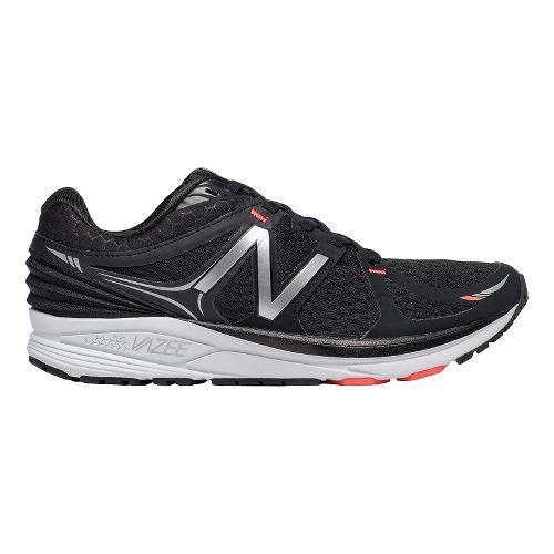 Womens New Balance Vazee Prism Running Shoe - Black/White 7