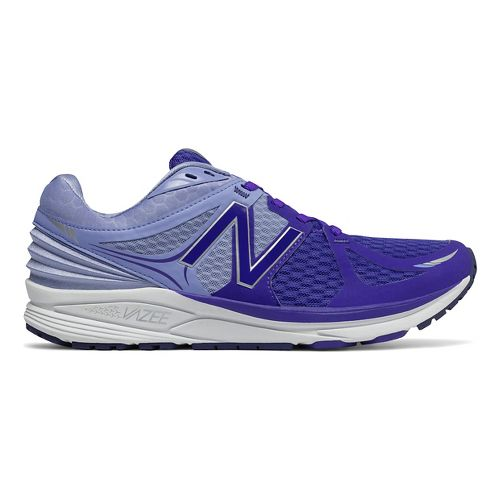 Womens New Balance Vazee Prism Running Shoe - Purple/White 8