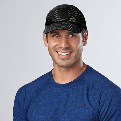 Road Runner Sports Fast Lane Cap Headwear - Black/Steel