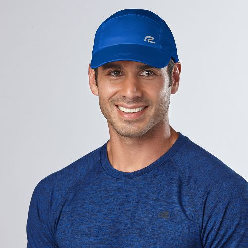 Road Runner Sports Fast Lane Cap Headwear - Cobalt