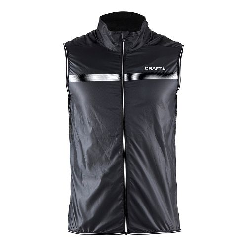 Mens Craft Featherlight Vests - Black L
