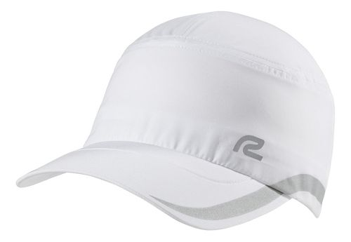 Road Runner Sports Glow Getter Cap Headwear - White