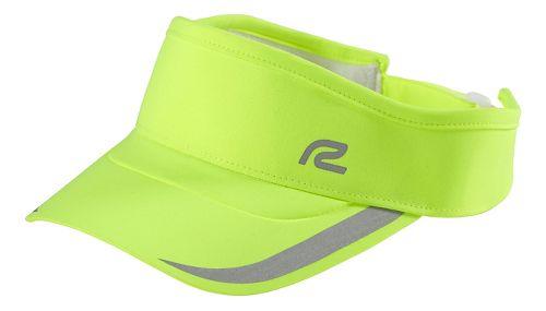 Road Runner Sports Glow Getter Visor Headwear - Neon Glow