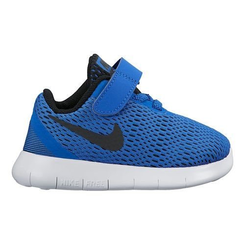 Kids Nike Free RN Running Shoe - Royal 10C