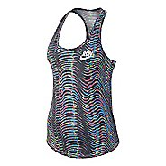 Womens Nike Run Flow Sleeveless & Tank Technical Tops