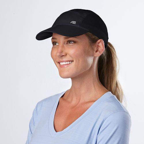 Road Runner Sports Sun Scape Cap Headwear - Black