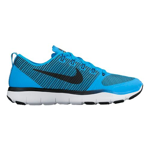 Mens Nike Free Train Versatility Cross Training Shoe - Blue 8.5
