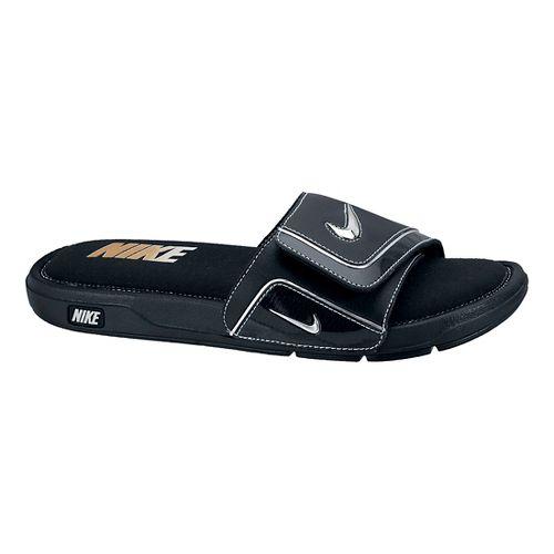 Mens Nike Comfort Slide 2 Sandals Shoe - Black 13