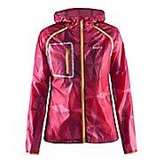 Womens Craft Focus Hood Jacket Half-Zips & Hoodies Technical Tops