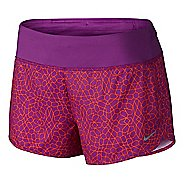 "Womens Nike Starglass 3"" Rival Lined Shorts"