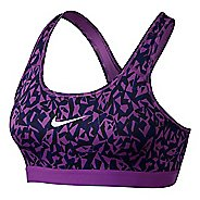Womens Nike Pro Classic Facet Sports Bra