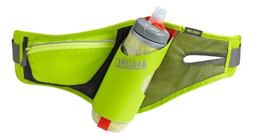 Camelbak Delaney 21 ounce Bottle Belt Hydration - Lime Punch
