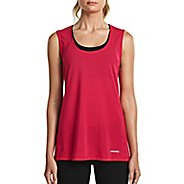 Womens Saucony Freedom Sleeveless & Tank Tops Technical Tops