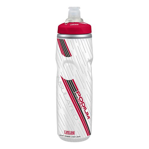 Camelbak Podium Big Chill 25 ounce Bottle Hydration - Red