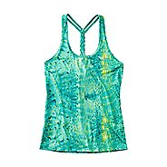 Womens Saucony Strider Sleeveless & Tank Technical Tops