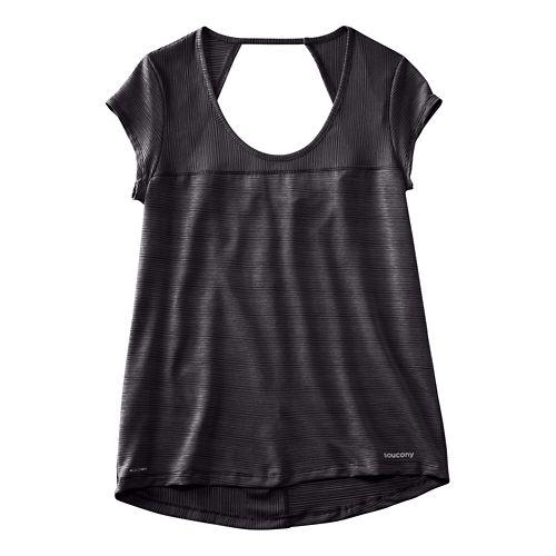 Women's Saucony�Breeze Short Sleeve