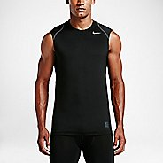 Mens Nike Hypercool Fitted Sleeveless & Tank Technical Tops
