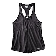 Womens Saucony Breeze Sleeveless & Tank Technical Tops