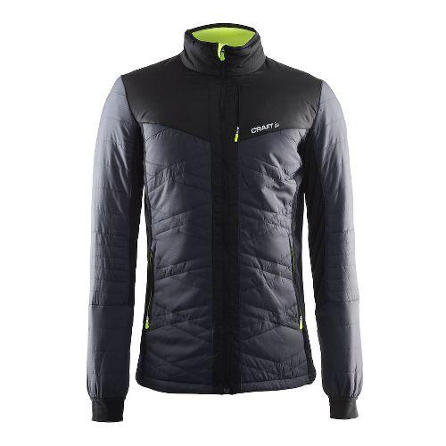 Mens Craft Insulation Cold Weather Jackets - Asphalt M
