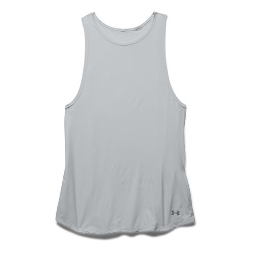 Womens Under Armour Coolswitch Run Sleeveless & Tank Tops Technical Tops - Elemental L