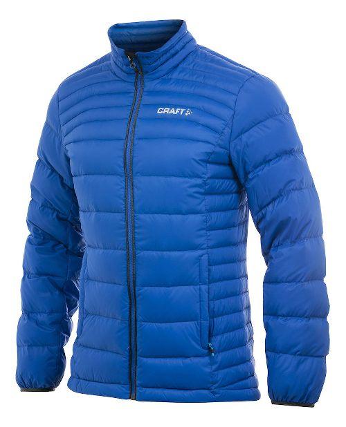 Mens Craft Light Down Cold Weather Jackets - Sweden Blue S