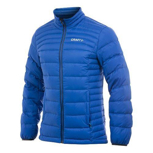 Mens Craft Light Down Cold Weather Jackets - Sweden Blue L