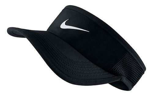 Nike Featherlight Visor Headwear - Black M/L