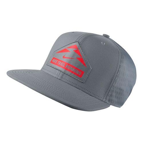 Nike Trail Run Trucker Cap Headwear - Cool Grey