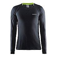 Mens Craft Light Wool Sweatshirt Long Sleeve Technical Tops