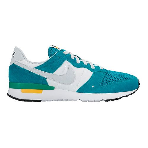 Mens Nike Archive '83.M Casual Shoe - Teal/White 11.5