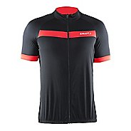 Mens Craft Motion Jersey Short Sleeve Technical Tops