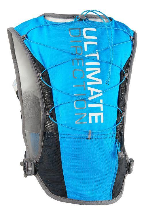 Ultimate Direction SJ Ultra Vest 3.0 Hydration - Graphite L
