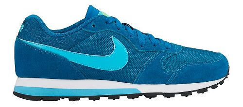 Womens Nike MD Runner 2 Casual Shoe - Teal 8