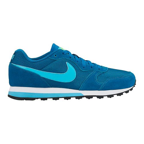 Womens Nike MD Runner 2 Casual Shoe - Teal 7.5